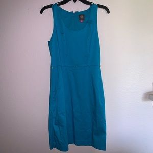 Teal Vince Camuto size 8 dress